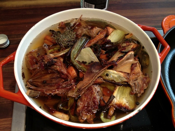 Duck Stock - Before