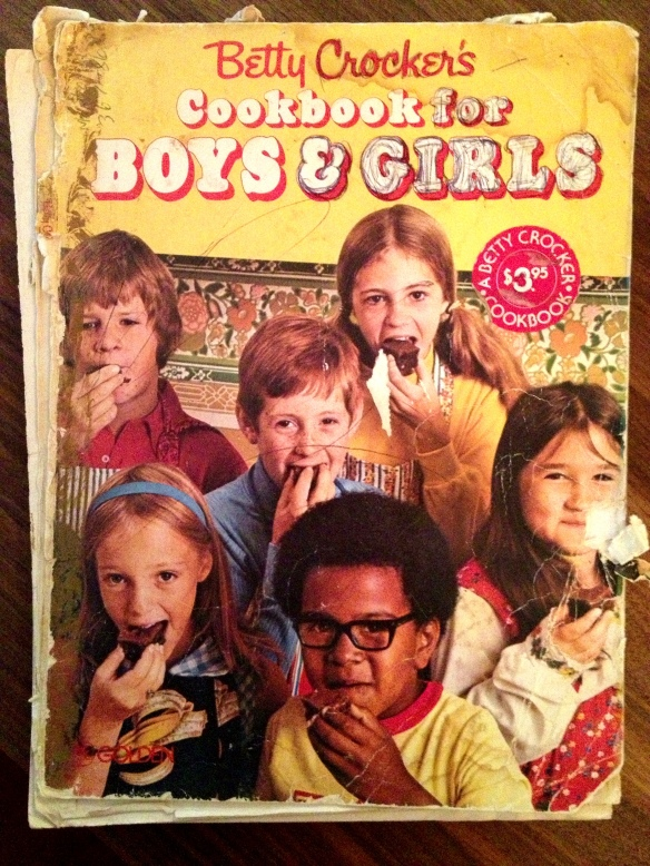 Betty Crocker Cookbook for Kids