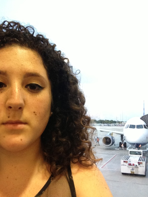 Eliana and the Plane
