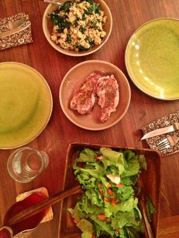 Summer Solstice Dinner