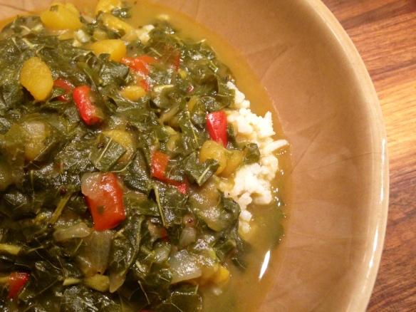 Callaloo Stew