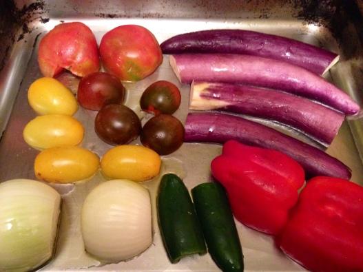 Veggies Pre-Roast