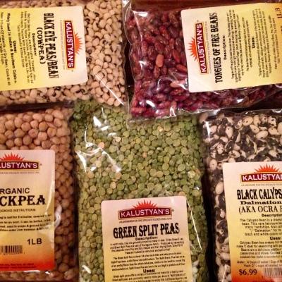 Kalustyan's Legumes