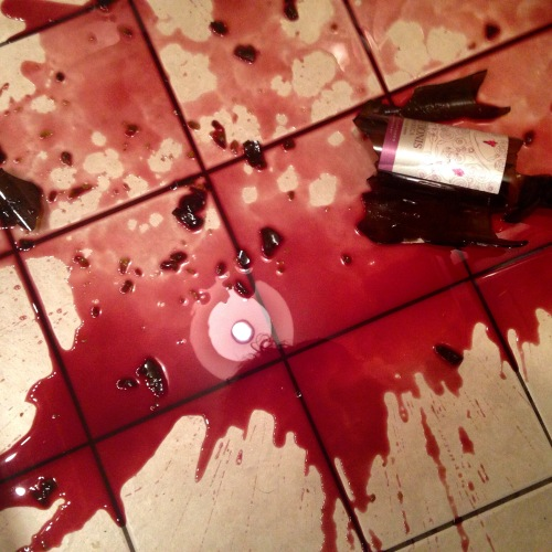 Red WIne Carnage