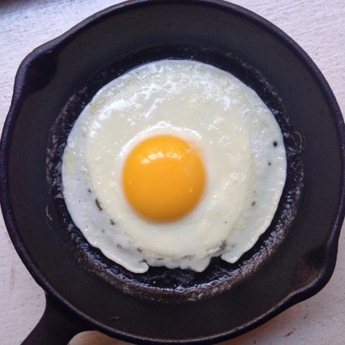 Perfect Egg Pan