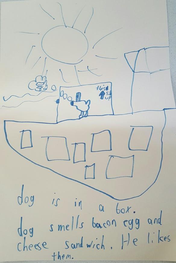Benjamin's Drawing