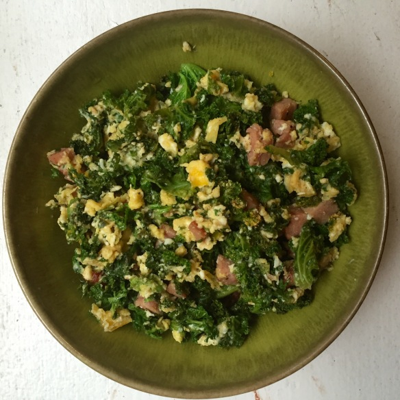 Green(s) Eggs Ham